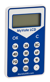 Electronic Delegate Voting Systems | Meridia Interactive Solutions