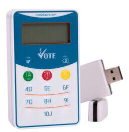 EZ-VOTE 10 Student Response Keypad
