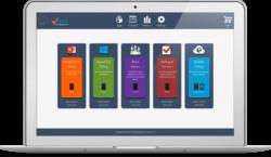 EZ-VOTE Connect Dashboard