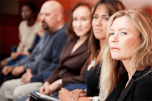 Jury Research Response System