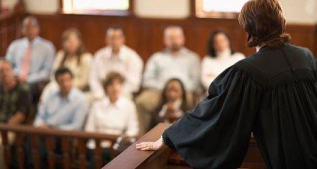 Mock Jury Research Application