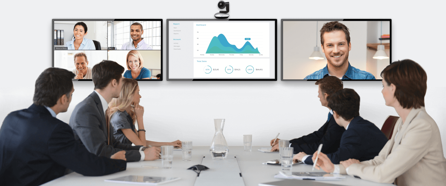 Remote Audience Response Systems