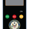 House of Representatives - Committee on Natural Resources Custom Response Keypad