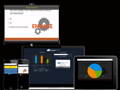 CloudVOTE Mobile Polling App