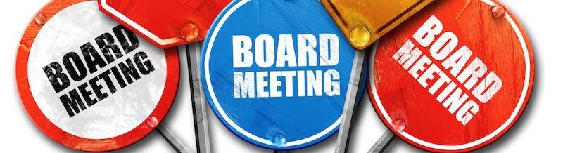 Robert's Rules of Order in Board Meetings