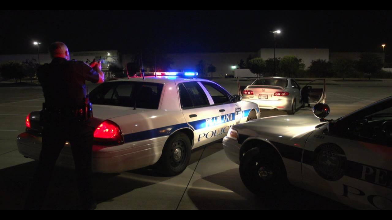 police shoot don't shoot training simulator