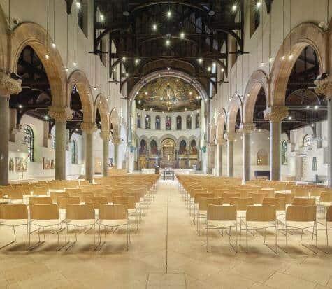 Episcopal Cathedral Philadelphia