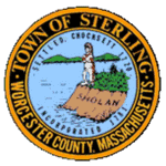 Sterling MA Town Seal Color