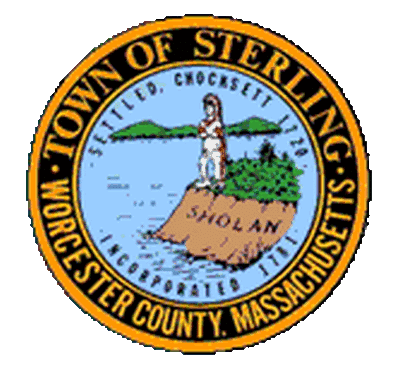 Sterling MA seal color