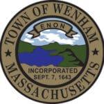 Wenham Town Seal Color