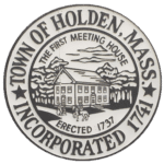 Town of Holden, MA Seal