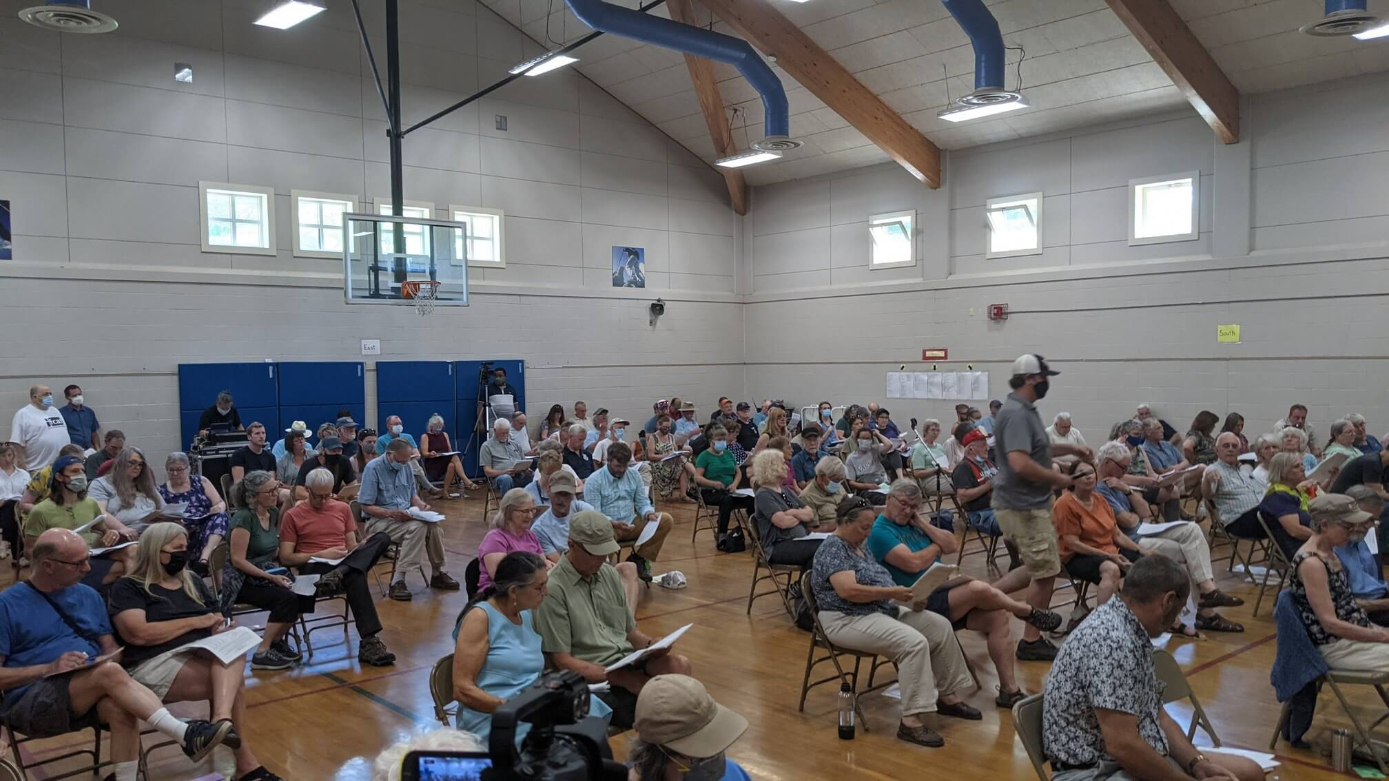 Town of Conway Town Meeting, June 2021