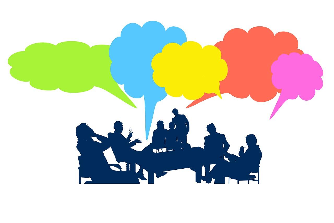 group-feedback-speech-bubbles