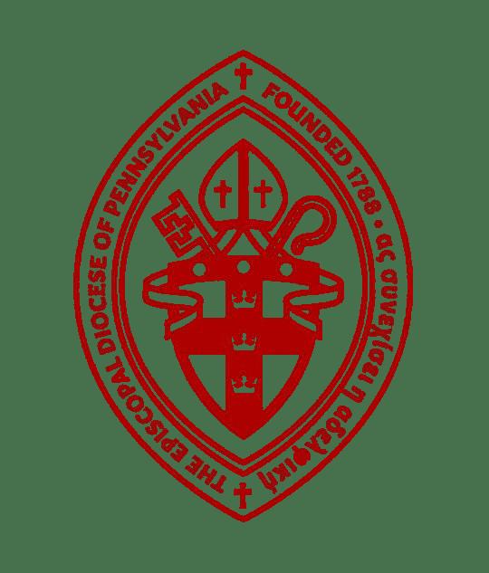 Episcopal Diocese Philadelphia Logo Seal