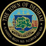 Town of Dedham, MA Color Seal Logo