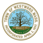 Town of Westwood, MA Color Seal Logo